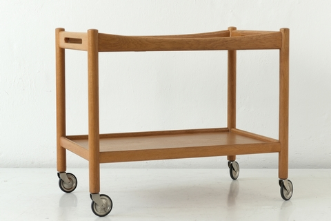 TEEWAGEN - AT 45 - HANS WEGNER - ANDERS TUCK - DÄNEMARK-1958