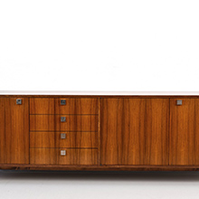 10872 sideboard palisander deutschland 1968