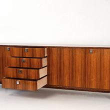 10875 sideboard palisander deutschland 1968