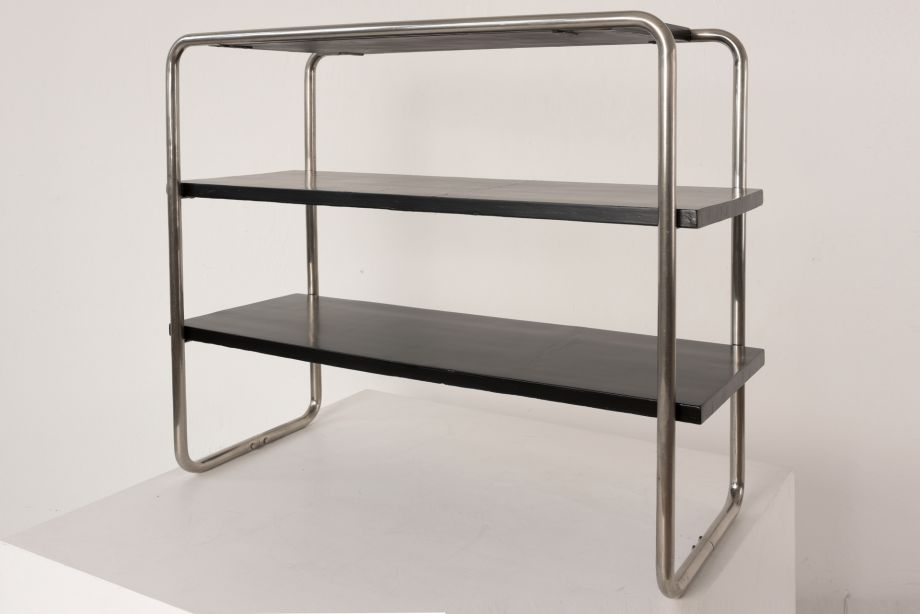 SHELF - VARIANT B 22 - MARCEL BREUER - GERMANY - 1930