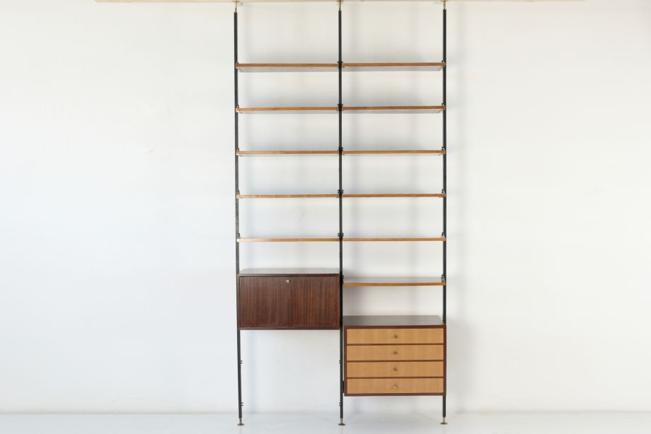 CLAMP SHELF - ITALY - AROUND 1958