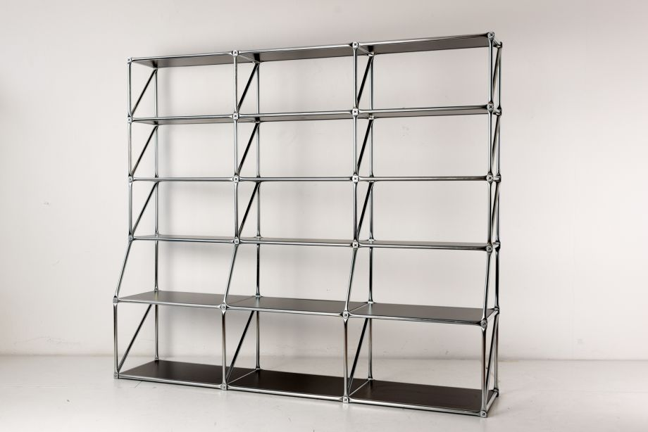SHELF - SYSTEM 180 - JÜRG STEINER - SYSTEM 180 - GERMANY - AROUND 1995