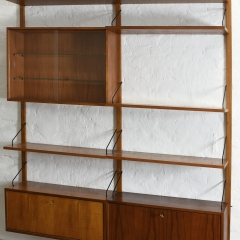 09401 Shelf System Royal poul cadovius cado daenemark 1958