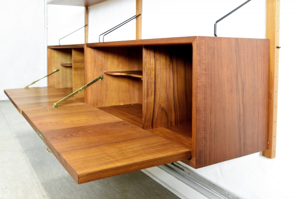 SHELF SYSTEM - ROYAL - POUL CADOVIUS - CADO - DENMARK - 1958