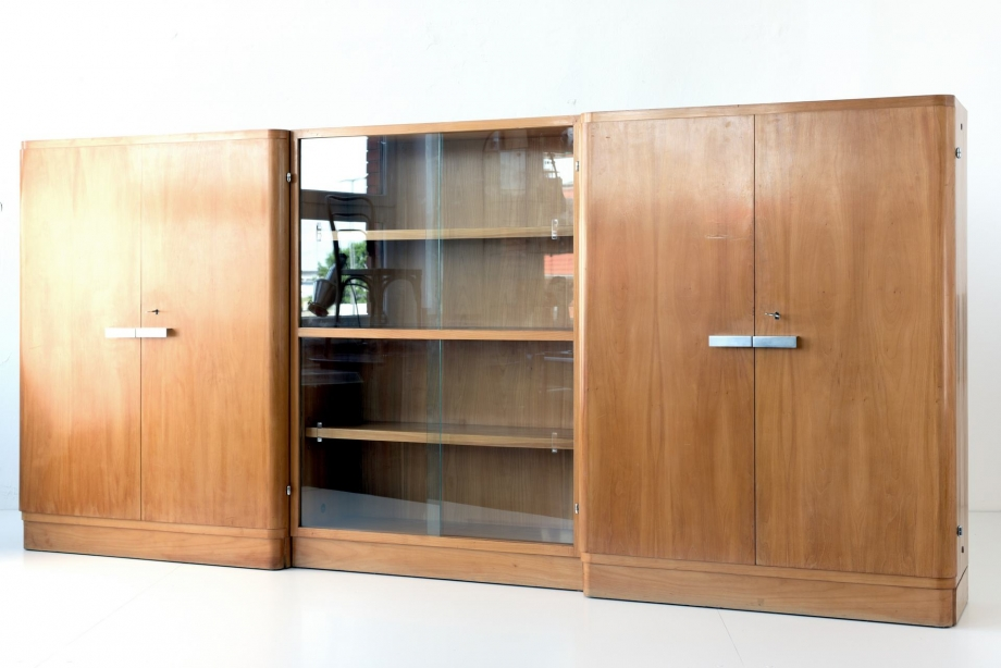 3-PIECE CABINET - BRUMAX GERMANY - 1935
