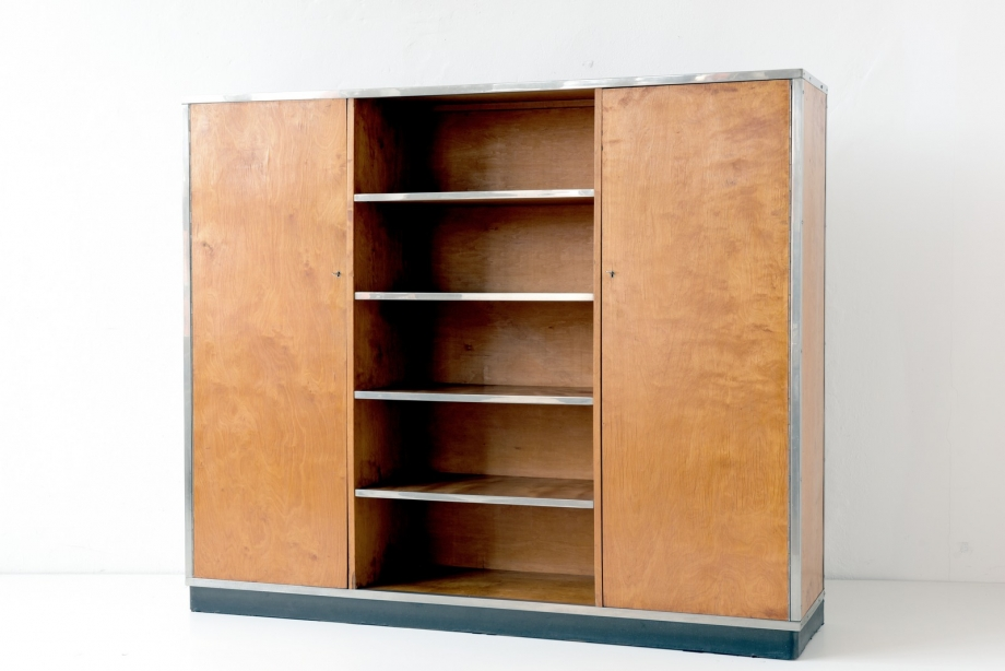 BOOKCASE - BO 141 - HANS LUCKHARDT - DESTA BERLIN - GERMANY - 1930
