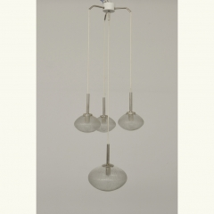 PENDANT LIGHT - 4 BULBS - GERMANY