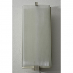 WALL LAMP - FLUTED GLASS