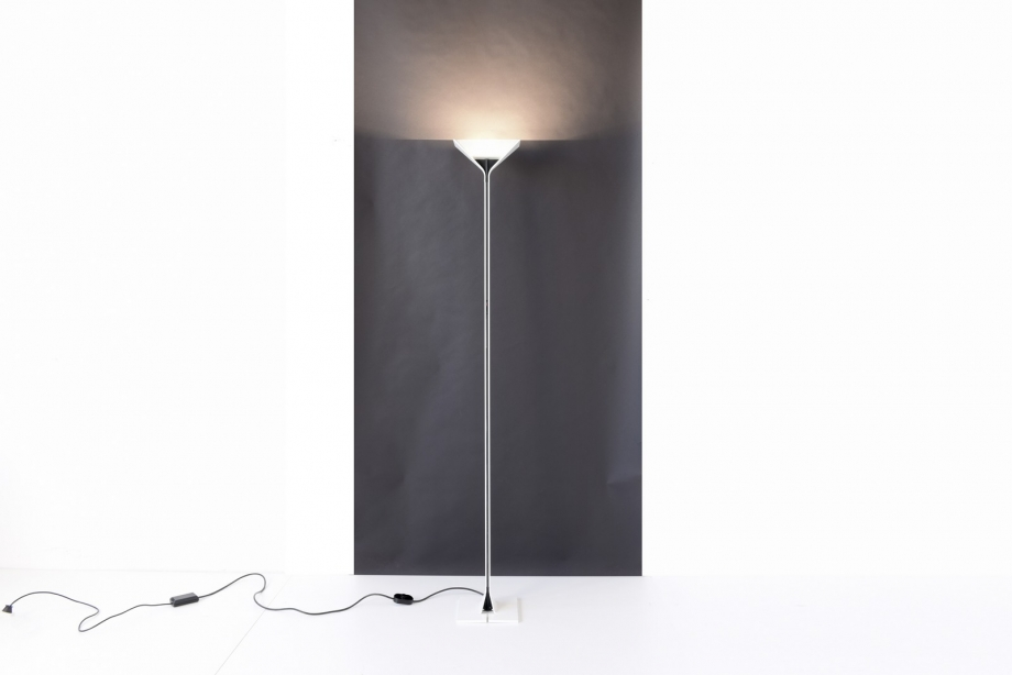 FLOOR LAMP - PAPILLONA - DIMMABLE - TOBIA SCARPA - FLOS - ITALY - 1975