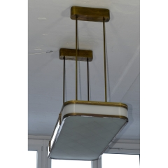 CEILING LIGHT - MONUMENTAL - GERMANY - AROUND 1940