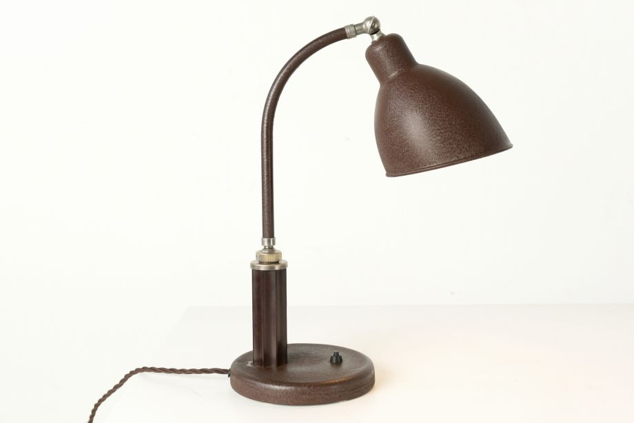 TABLE LAMP - GRAPHOLUX - CHRISTIAN DELL - MOLITOR LEUCHTEN - GERMANY - 1930