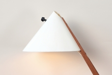 11456 schreibtischlampe b54 hans agne jacobson markaryd schweden 1952