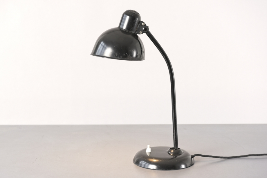 TABLE LAMP - MODEL 6556 - CHRISTIAN DELL - KAISER & CO. - GERMANY - AROUND 1935