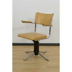 DESK CHAIR RSKZ - MAUSER - 1950