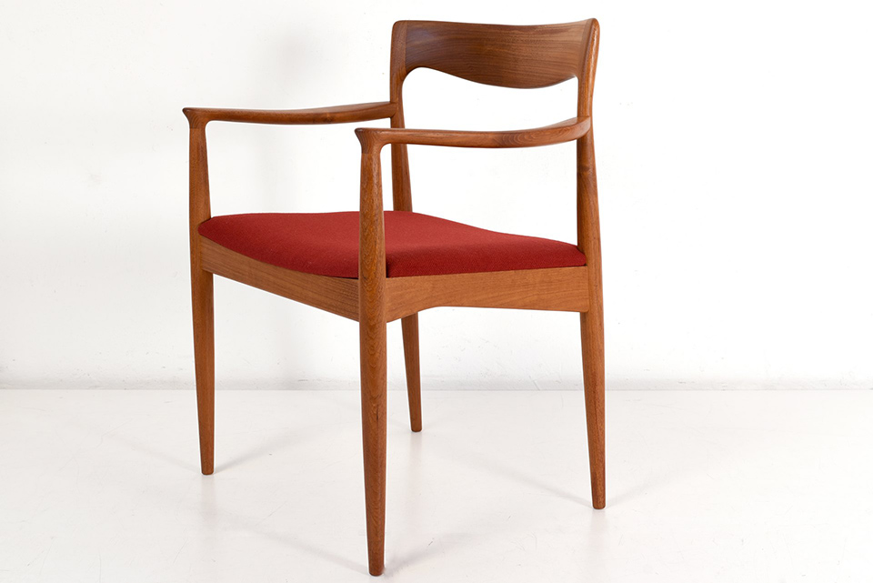 ARMCHAIR - ARNE VODDER - VAAMO - DENMARK - AROUND 1960