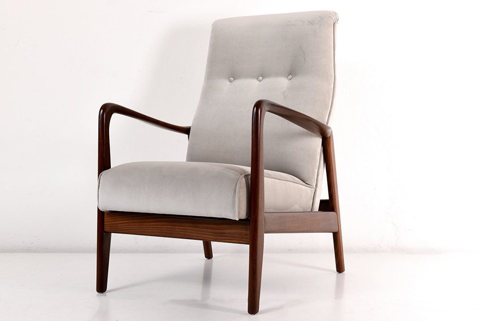 EASYCHAIR - GIO PONTI - CASSINA - ITALY - AROUND 1960
