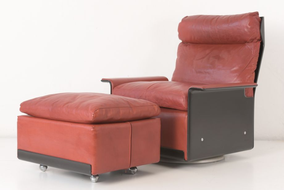 ARMCHAIR - SYSTEM 620 - DIETER RAMS - VITSOE - GERMANY - 1962