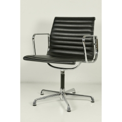 VISITOR`S CHAIR EA 108 - CHARLES AND RAY EAMES - ITALY - 1958