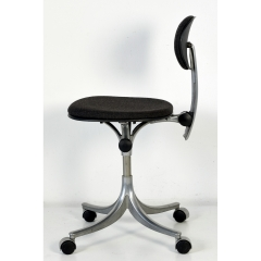 10472 office chair i jorgen rasmussen knoll daenemark 1967