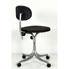 10474 office chair i jorgen rasmussen knoll daenemark 1967