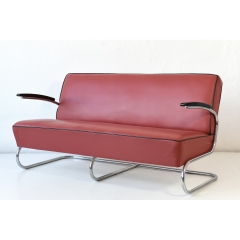 CANTILEVER SOFA - GERMANY - AROUND 1950