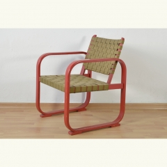 SHAPE WOOD EASY CHAIR - GERMANY - AROUND 1930