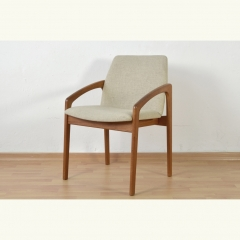 UPHOLSTERED CHAIR – KORUP - DENMARK – AROUND 1970