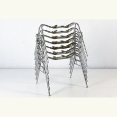 7 STACKING CHAIR FRAMES - SIDE CHAIR - CHARLES EAMES - VITRA - GERMANY - AROUND 1970