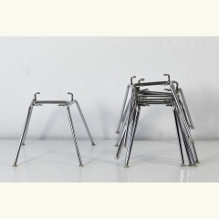 6 FRAMES - H-BASE LOW - CHARLES UND RAY EAMES - VITRA - GERMANY - AROUND 1970