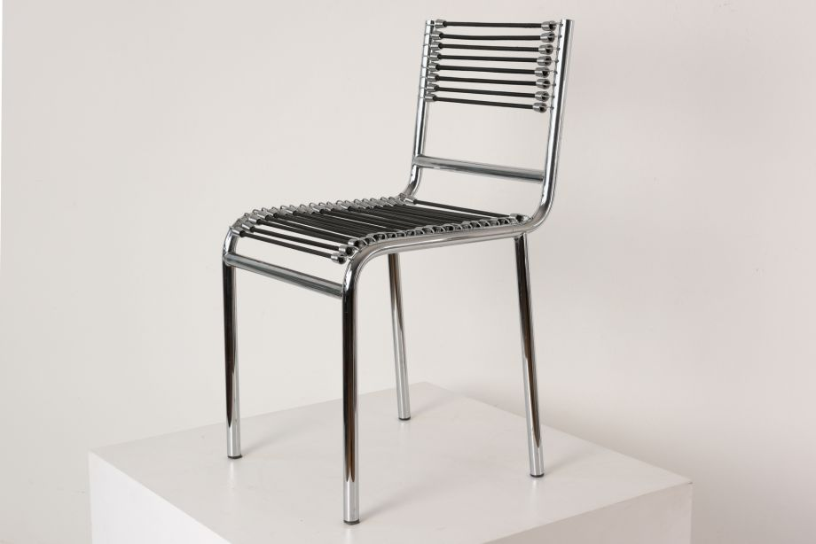 CHAIR - SANDOW - RENÉ HERBST - FRANCE - 1928