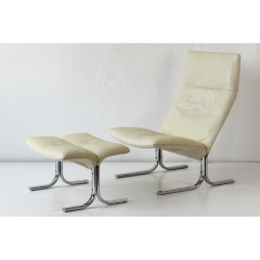 RELAX EASY CHAIR - DS2030 - HANS EICHENBERGER - DE SEDE - SWITZERLAND - 1976