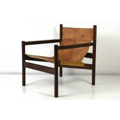 EASY CHAIR - TEAK - MOGEN SKOLD - DENMARK - AROUND 1965