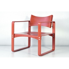 EASY CHAIR – 11271 - VERNER PANTON – THONET - GERMANY - AROUND 1965