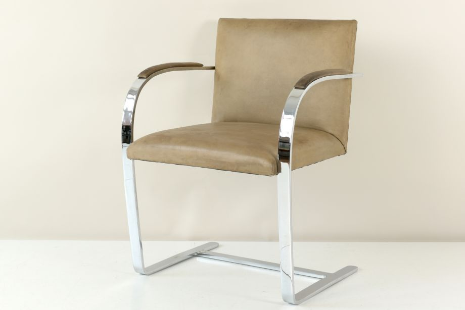CANTILEVER CHAIR - BRNO - LUDWIG MIES VAN DER ROHE - KNOLL INTERNATIONAL - GERMANY - 1930