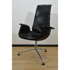 EASY CHAIR - FABRICIUS/KASTHOLM - TULIP CHAIR - KILL INTERNATIONAL