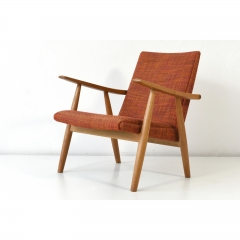 EASY CHAIR – GE 260 - HANS J. WEGNER – DÄNEMARK – 1950