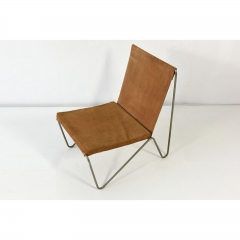 07435 bachelor_chair_wildleder_panton_hansen_1955