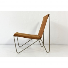 07436 bachelor_chair_wildleder_panton_hansen_1955