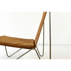 07438 bachelor_chair_wildleder_panton_hansen_1955