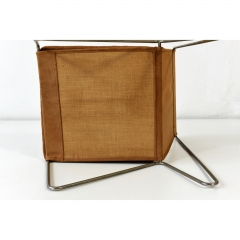 07439 bachelor_chair_wildleder_panton_hansen_1955
