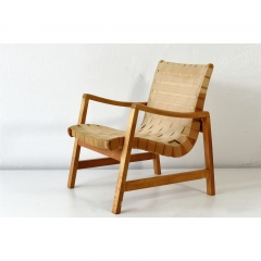 BELT WEBBING CHAIR - JENS RISOM - SWITZERLAND - 1941