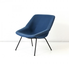 SHELL ARMCHAIR - HERBERT HIRCHE - KNOLL - GERMANY - 1955