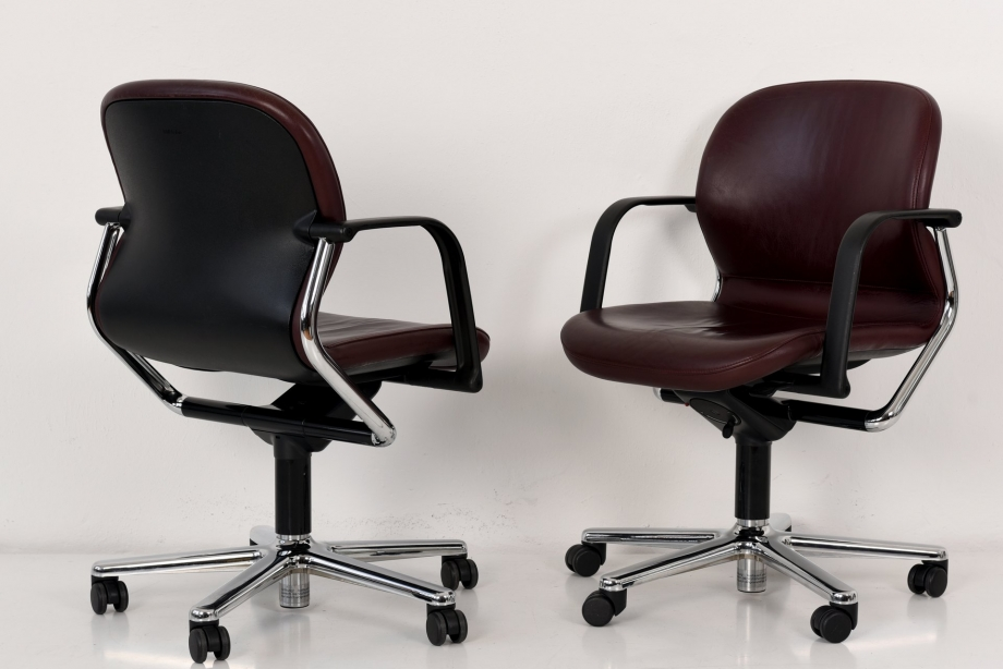 2 DESK CHAIRS - WILKHAHN - GERMANY - AROUND 1999
