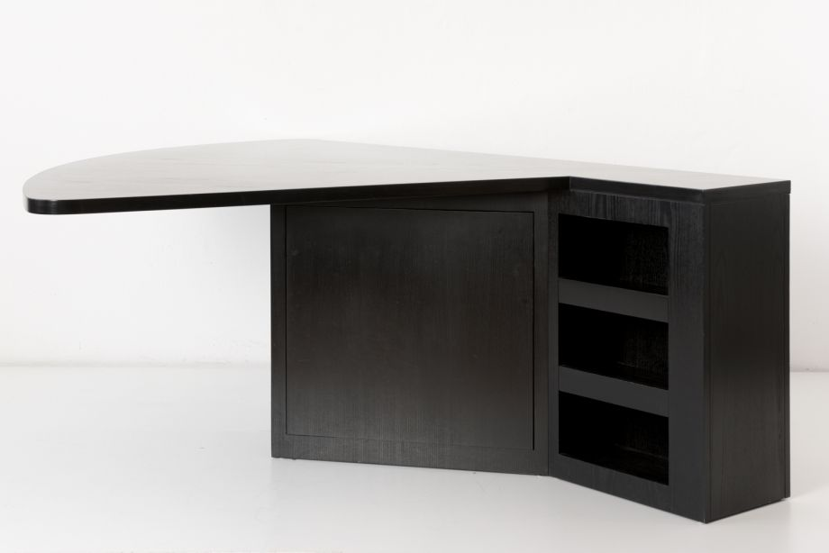 DESK AND CONFERENCE TABLE - M 1 - STEFAN WEWERKA - TECTA - GERMANY - 1978