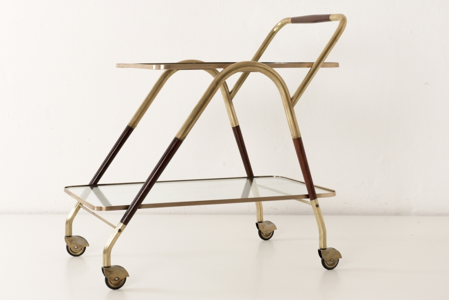 TEA CART - CESARE LACCA - CASSINA - ITALY - AROUND 1958
