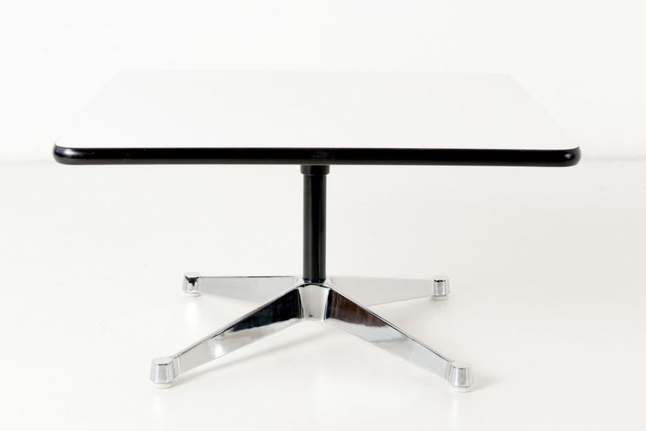 SIDE TABLE - CHARLES AND RAY EAMES - MILLER - VITRA - GERMANY - AROUND 1968/1970
