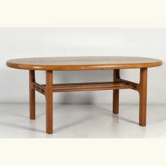 SOFA- OR SIDE TABLE - TEAK - DENMARK - AROUND 1975