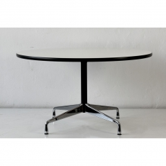 ESSTISCH - SEGMENTED BASE TABLE CHARLES UND RAY EAMES - 1964