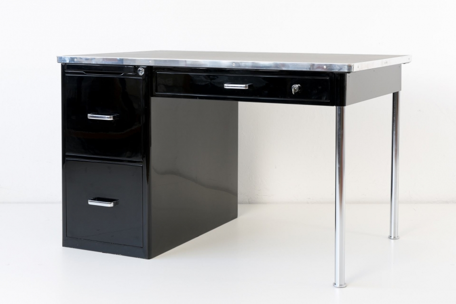 STEEL DESK - BIGLA - BIGLEN - SWITZERLAND - AROUND 1935