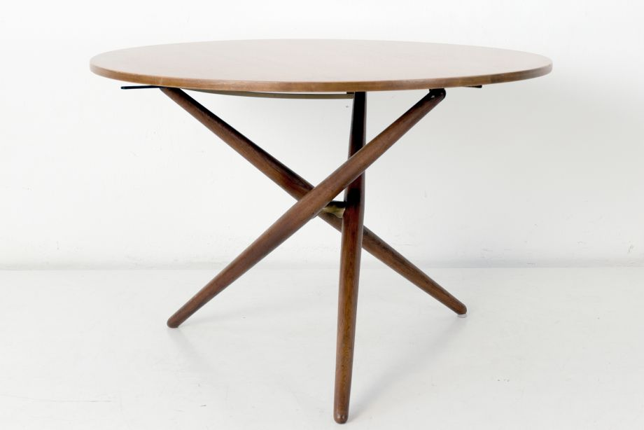 DINING TABLE - TEA TABLE - JÜRG BALLY - WERKGEMEINSCHFT WOHNHILFE - SWITZERLAND 1950